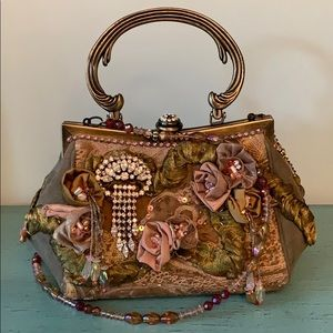 Exquisite Mary Frances Bag